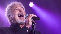 Tom Jones: concert and tour dates and tickets