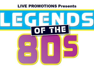 80's | Tickets & Events | Ticketmaster UK