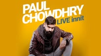 Paul Chowdhry: concert and tour dates and tickets