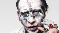 Marilyn Manson: concert and tour dates and tickets