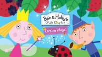 Ben and Holly's Little Kingdom: concert and tour dates and tickets