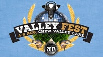 Valley Fest: concert and tour dates and tickets