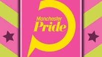 Manchester Pride's Big Weekend: concert and tour dates and tickets