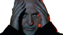 Peter Gabriel: buy tickets