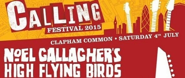 Find tickets for the Calling Festival