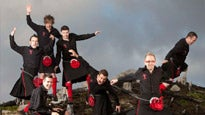 Red Hot Chilli Pipers: buy tickets