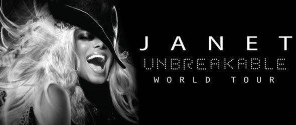 Find Tickets for Janet Jackson