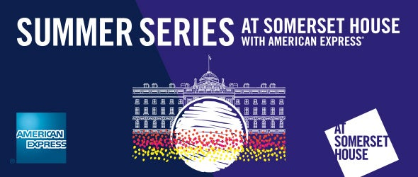 Find tickets for the Summer Series at Somerset House
