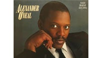 Alexander O'Neal: buy tickets