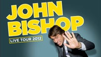 John Bishop: concert and tour dates and tickets