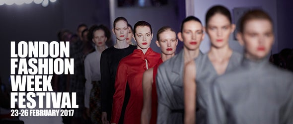 Find tickets for London Fashion Week