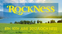 RockNess: concert and tour dates and tickets