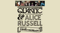 Quantic: concert and tour dates and tickets