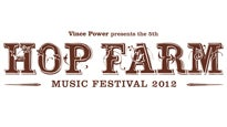 The Hop Farm: concert and tour dates and tickets