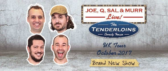 Find tickets for The Tenderloins