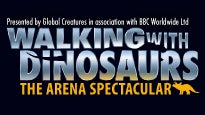 Walking With Dinosaurs: concert and tour dates and tickets