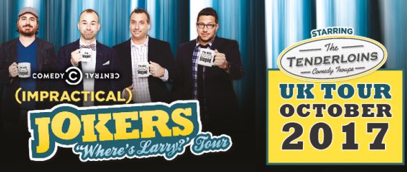 Find tickets for Impractical Jokers