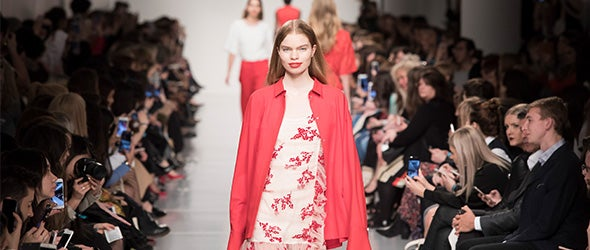 Find tickets for London Fashion Weekend