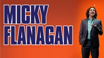 Micky Flanagan: concert and tour dates and tickets