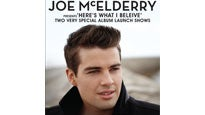Joe McElderry: buy tickets