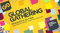 Global Gathering: concert and tour dates and tickets