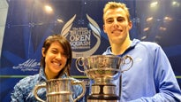 The British Open Squash Championships: buy tickets