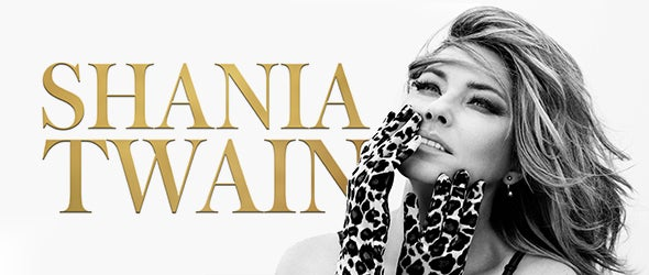 Find Tickets for Shania Twain
