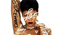 Rihanna - Official Platinum Tickets
