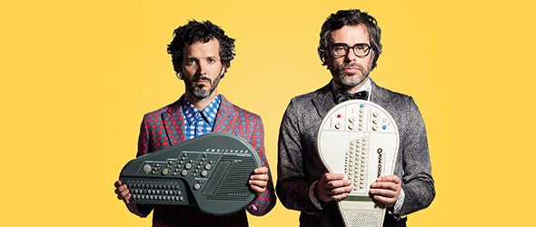 Find tickets for Flight of the Conchords