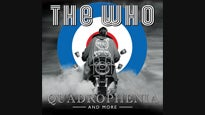 The Who - VIP Packages