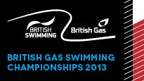 British Gas Swimming Championships - Session 7: Heats