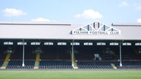 Fulham FC: concert and tour dates and tickets