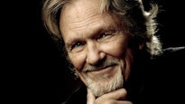 Kris Kristofferson: concert and tour dates and tickets