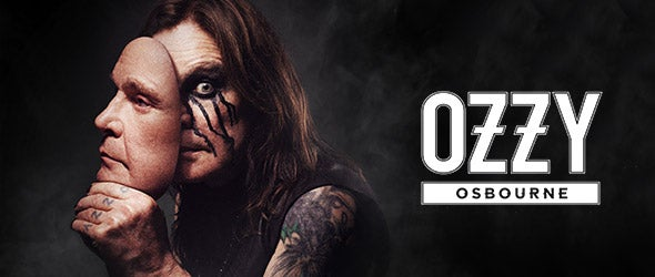 Find tickets for Ozzy Osbourne