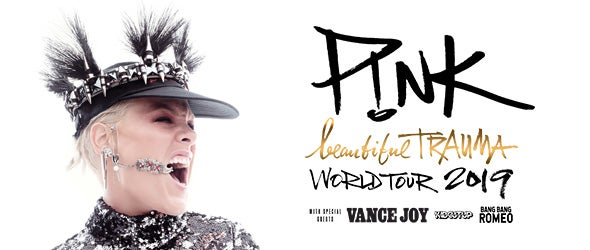 Find tickets for P!NK
