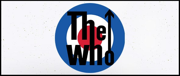 Find tickets for The Who