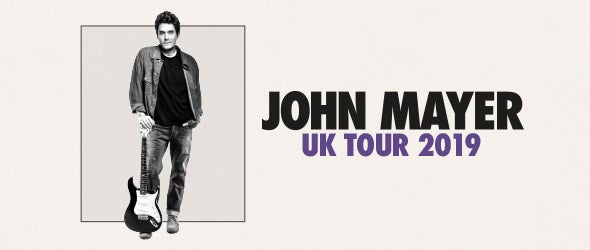 Find tickets for John Mayer