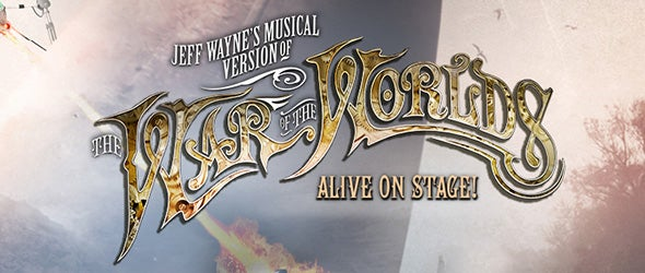 Find tickets for The War of The Worlds