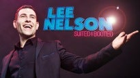 Lee Nelson: buy tickets