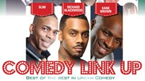 Comedy Link Up: buy tickets