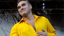 Morrissey: concert and tour dates and tickets
