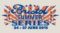 Bristol Summer Series: buy tickets