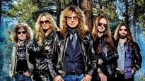 Whitesnake: buy tickets