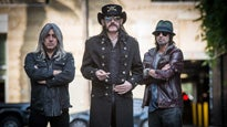 Motorhead: concert and tour dates and tickets