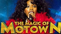 The Magic of Motown: concert and tour dates and tickets