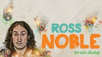 Ross Noble: concert and tour dates and tickets
