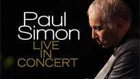 Paul Simon: concert and tour dates and tickets