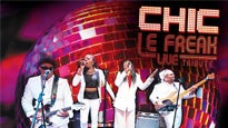 Chic featuring Nile Rodgers: concert and tour dates and tickets