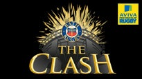 The Clash: Bath Rugby v Leicester Tigers