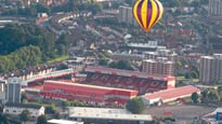 Ashton Gate Stadium Accommodation